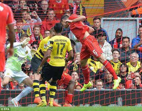 """Liverpool – Dortmund: """"Hủy diệt"""" đối thủ - 1"""
