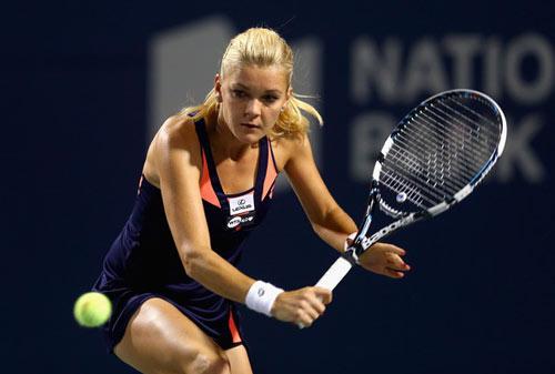 Venus - Radwanska: Kết thúc chóng vánh (CK nữ Rogers Cup) - 1