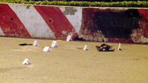 TP.HCM: Người phát cơm từ thiện bị đâm chết giữa đường - 1