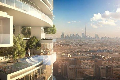 Bên trong dự án cao cấp mới nhất tại Dubai - 1