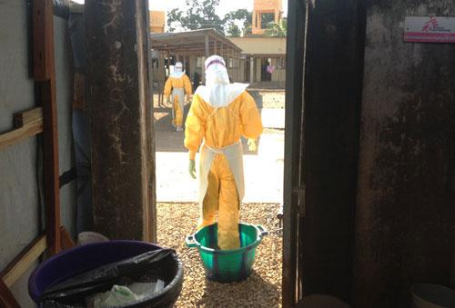 Dịch Ebola bắt nguồn từ một bé trai 2 tuổi - 1