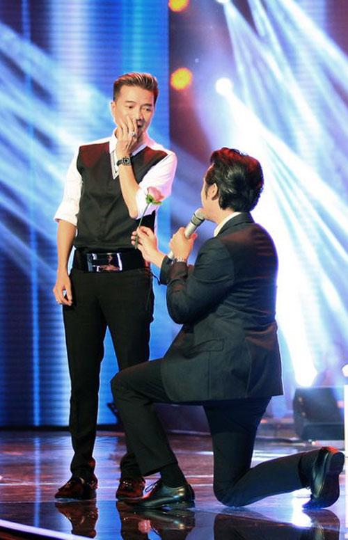 Clip Hà Hồ, Mr. Đàm, Dương Khắc Linh quậy tưng X-Factor - 1