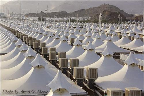Mina- Thành phố của những túp lều - 1