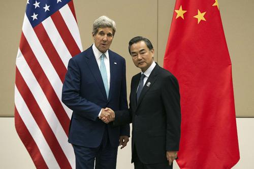 """TQ cáo buộc Mỹ """"gia tăng căng thẳng"""" trên Biển Đông - 1"""