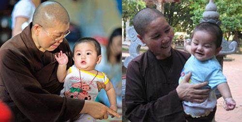 Công bố thông tin nơi 11 đứa trẻ chùa Bồ Đề đang sống - 1