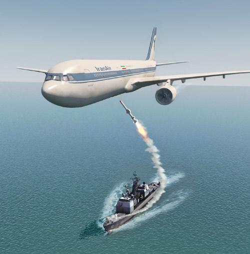Thảm họa MH17 giống hệt vụ Mỹ bắn rơi máy bay Iran - 1
