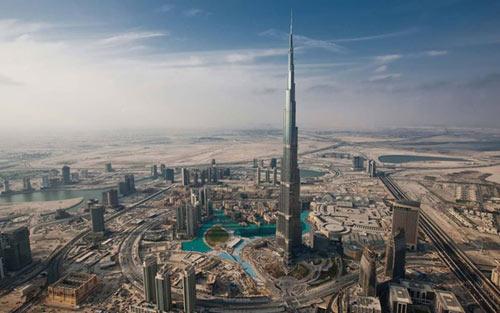 Những điều ít biết về tòa tháp cao nhất TG - 1