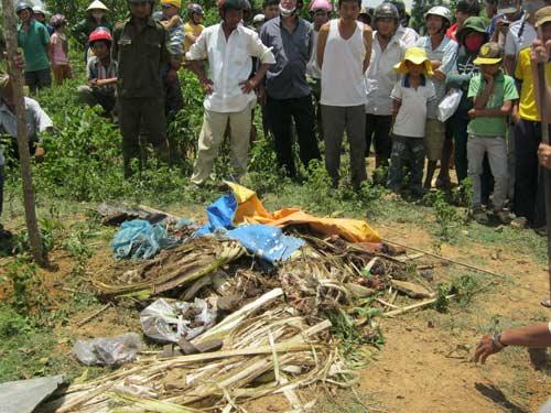 Tử vong vì cưa bom đạn: Những cái chết không đáng - 1