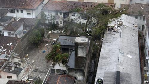 Rơi máy bay ở Brazil, ứng cử viên Tổng thống thiệt mạng - 1