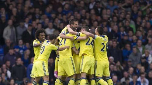 Everton – Chelsea: Cuộc rượt đuổi điên rồ - 1