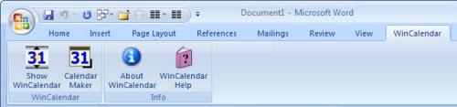 Lên lịch dạy và học bằng Word, Excel - 1