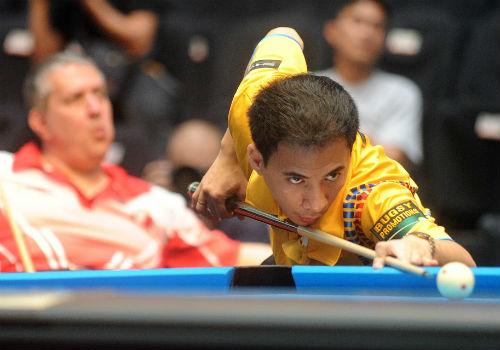 Cơ thủ Dennis Orcollo, ông vua kiếm tiền của billiards - 1