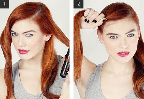 5 kiểu tóc đẹp đơn giản dễ làm hằng ngày ở nhà - 1