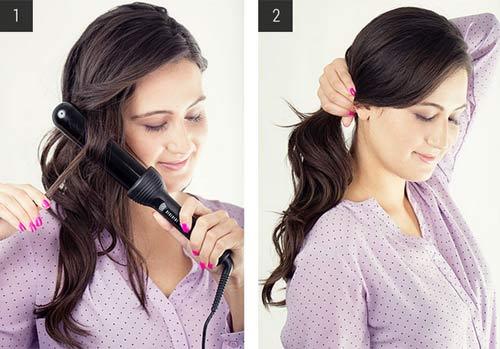 """5 kiểu tóc đơn giản chỉ """"ngốn"""" 5 phút của phái đẹp - 10"""