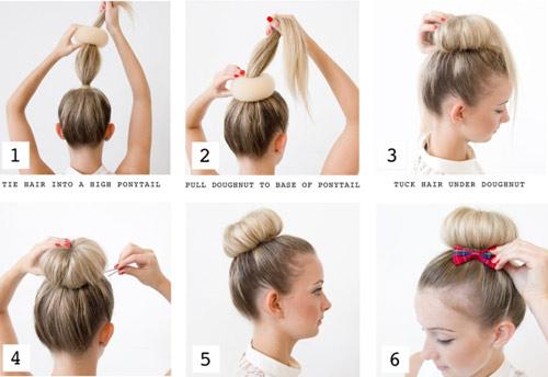 """5 kiểu tóc đơn giản chỉ """"ngốn"""" 5 phút của phái đẹp - 15"""