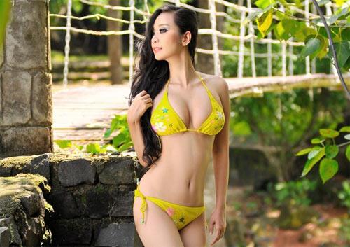 Những bộ ngực hoàn hảo nhất của mỹ nhân Việt - 13