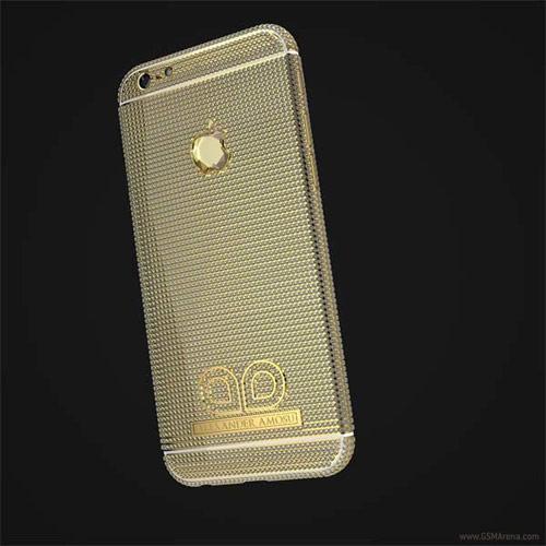 iPhone 6 đính hơn 6000 viên kim cương giá khủng - 1