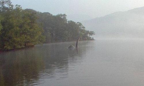 """Phát hiện thủy quái giống """"huyền thoại"""" ở hồ Loch Ness - 1"""