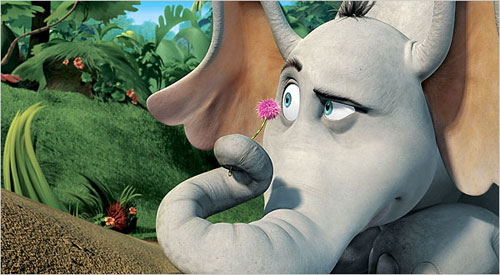 Trailer phim: Dr.Seuss' Horton Hears A Who - 1