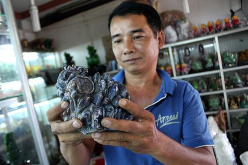 Đá phong thủy giá nghìn đô ở Sài Gòn - 7