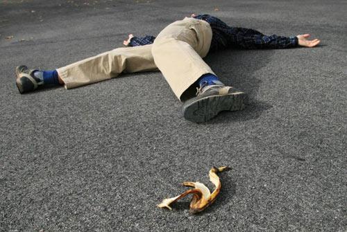 """Bí mật """"vũ khí vỏ chuối"""" giật giải Ig Nobel 2014 - 1"""