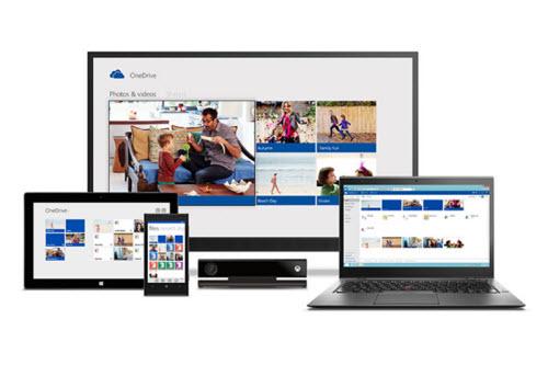 Microsoft tăng dung lượng miễn phí của OneDrive lên 30GB - 1