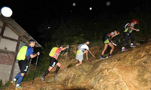 """Giải Marathon vượt núi Việt Nam 2014: """"Đường đua khó nhất và đẹp nhất thế giới!"""" - 1"""