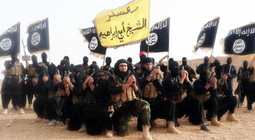Sợ mất 72 trinh nữ, chiến binh IS hò nhau tháo chạy - 1