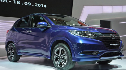 Ra mắt Honda HR-V giá hơn 400 triệu đồng - 1