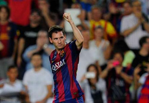 """""""Messi cuốn hút hơn Ronaldo"""" - 1"""