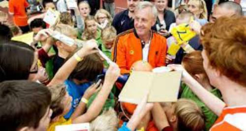 Johan Cruyff – ngày ấy, bây giờ (Kỳ cuối) - 1
