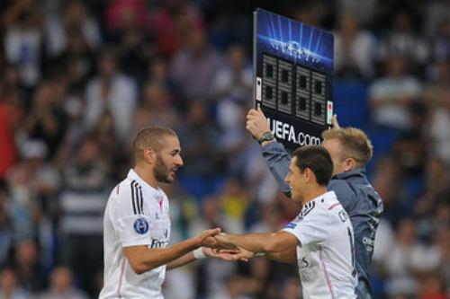 "Chicharito ghi dấu ấn, Ancelotti tính ""trảm"" Benzema - 1"