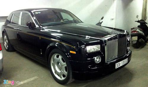 Rolls-Royce Phantom hình rồng hàng thửa của đại gia Hà Nội - 1