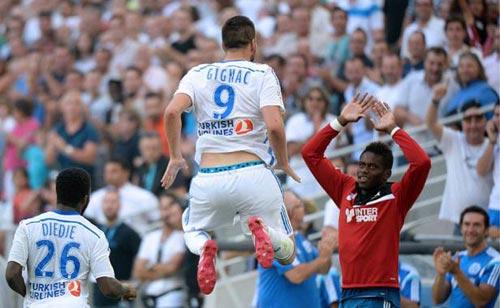 Ligue 1 - Vòng 6: O.M lộ sức mạnh - 1