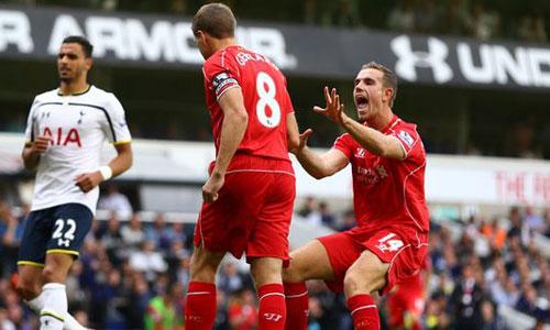 Gerrard: Khi tuổi tác trở thành gánh nặng - 1