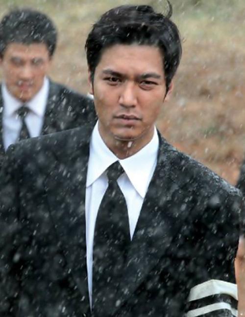 Lee Min Ho u sầu trong phim hành động mới - 1