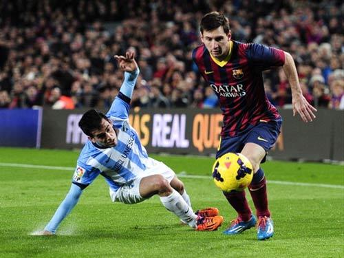 """Malaga – Barca: Hướng đến """"tháng 9 hoàn hảo"""" - 1"""