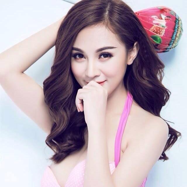 Những hot girl Đà Lạt xinh đẹp nổi tiếng trên mạng - 1