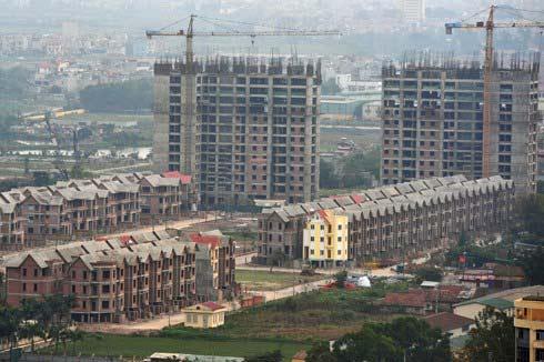 """Hà Nội: 14 quận, huyện """"trốn"""" rà soát các dự án nhà ở - 1"""