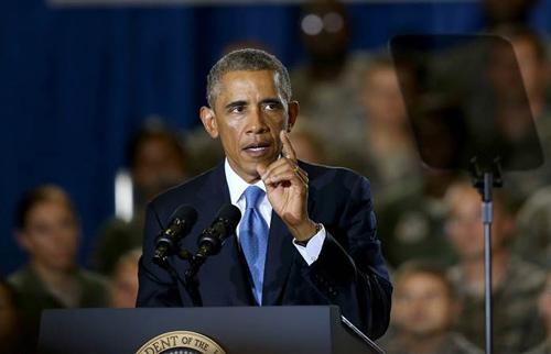 Liên Hợp Quốc ủng hộ cuộc chiến chống IS của Obama - 1
