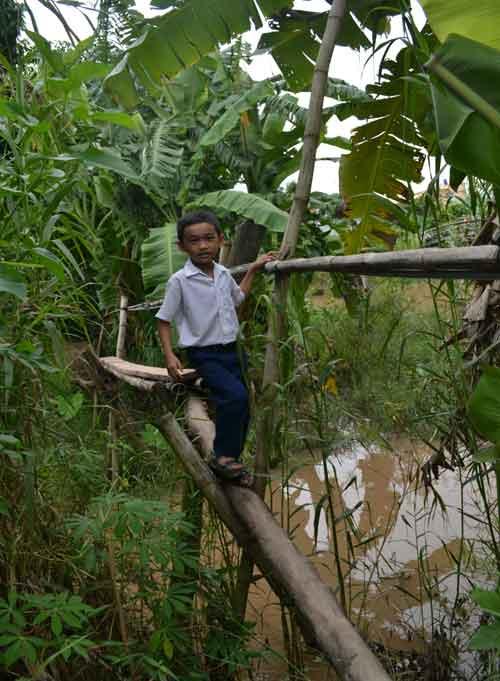 Khám phá những cây cầu khỉ cuối cùng ở miền Tây - 8