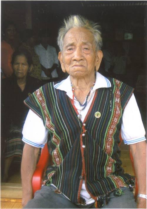 Người 116 tuổi lập kỷ lục cụ ông cao tuổi nhất VN - 1
