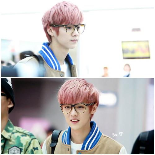 """12 kiểu tóc """"hoang dại"""" khó quên thành viên EXO - 3"""