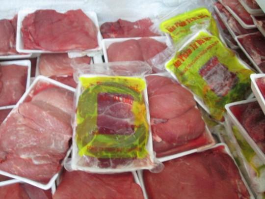 Đặc sản thịt rừng làm từ... heo đông lạnh - 1