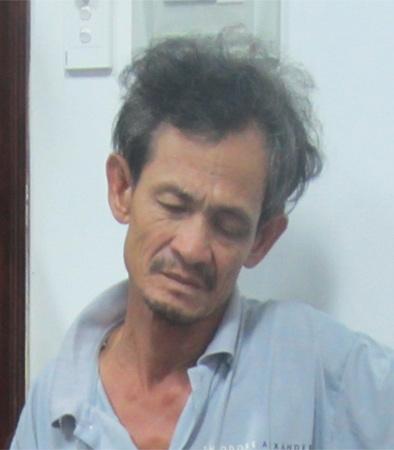 Bị bắt vì không tố giác hung thủ giết chồng - 1