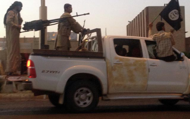 IS xử tử một thủ lĩnh cấp cao vì âm mưu đảo chính - 1