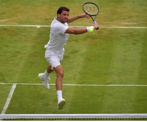 """Wimbledon ngày 3: Tạm biệt """"hoa khôi"""" - 1"""