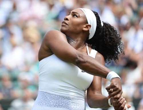 Serena - Timea Babos: Hai set  đối lập (V2 Wimbledon) - 1