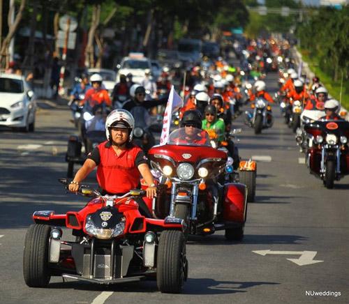 Những mô tô siêu độc, siêu đắt tại đại hội Đà Nẵng - 1