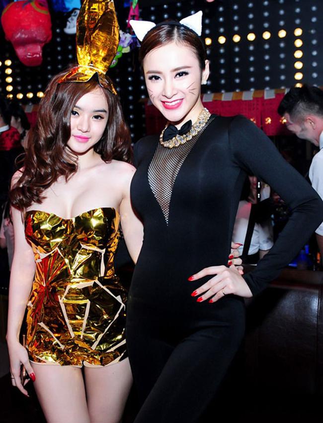 Thời gian gần đây, Lê Ngọc Phương Trang  (sinh năm 1996) gây nhiều  chú ý với phong cách tạo báo.